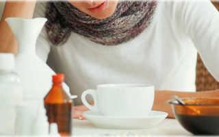 Сильный заговор от простуды