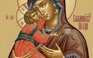 Молитва о здоровье дочери материнская самая сильная