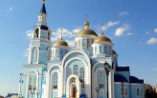 Храм казанской божьей матери саранск