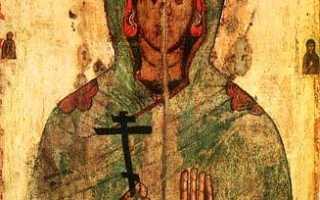 3 января православный праздник