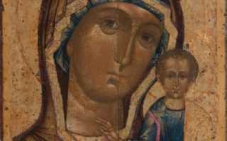 Где находится икона казанской божьей матери оригинал