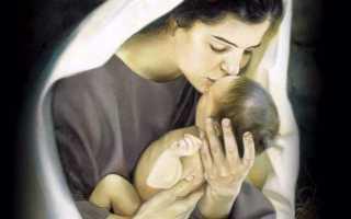 Молитва николаю чудотворцу о здравии мамы