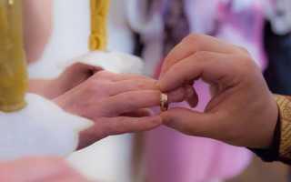 Венчание в церкви правила: венчание в церкви правила