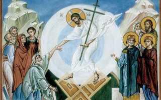 Читать молитву да воскреснет бог