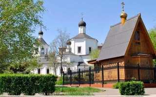 Храм сергия радонежского волгоград расписание
