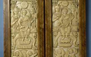 Диптих православных церквей