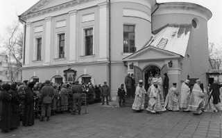Мощи Святой Матроны Московской: где находятся и как проехать