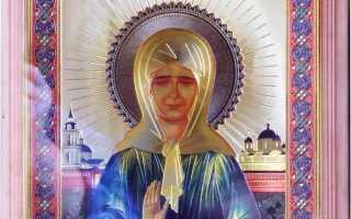 Сильная молитва о здоровье новорожденного