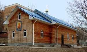 Храм почаевской иконы божией матери в чертаново