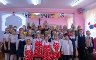 Православные праздники в детском саду