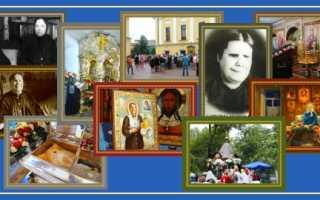 Фотокарточки святой блаженной матроны | семья и вера, матрона московская фото при жизни