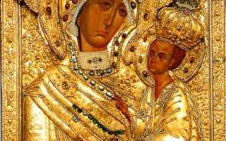 Тихвинская икона Божией Матери: значение и чем помогает