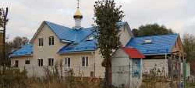 Храм матроны московской в коньково