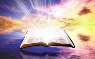 Молитвы перед чтением Евангелия: какие читать