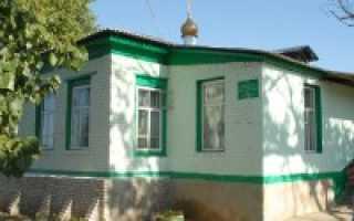 Г урюпинск храм сергия радонежского