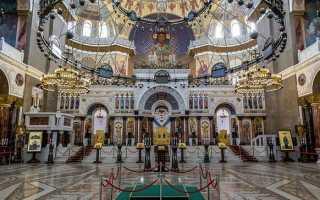 Молитва символ веры текст на русском языке