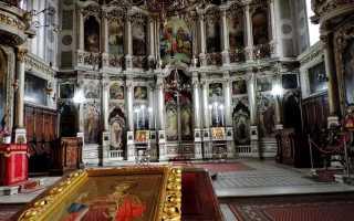 Православные праздники в мае 2020