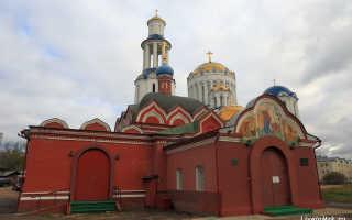 Храм сергия радонежского в бибирево