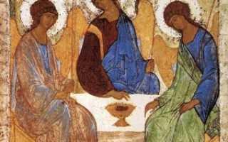 Молитва верую текст на русском языке