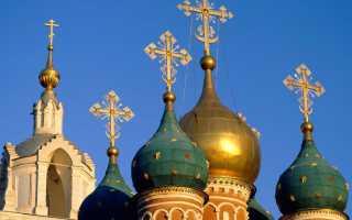 Православные праздники в апреле 2020