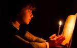 Молитвы читаемые на ночь