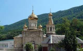 Церковь николая чудотворца адербиевка