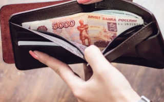 Заговор на новый кошелек чтобы водились деньги