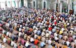 Молитвы читаемые мусульманские