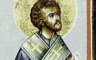 День тимофея по церковному календарю