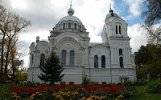 Великие праздники православной церкви