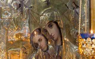 Молитва «Достойно есть»: значение и сила молитвы