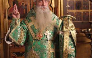 Кто возглавляет русскую православную церковь