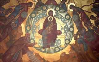 Собор иконы божией матери