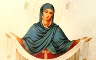 Какой православный праздник 21 сентября