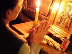 Молитва на экзамен ребенку