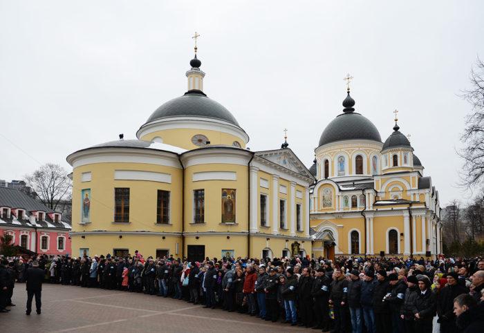 Мощи Матроны Московской: где находятся и о чем просить ...